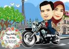 Jasa Karikatur di Pekanbaru