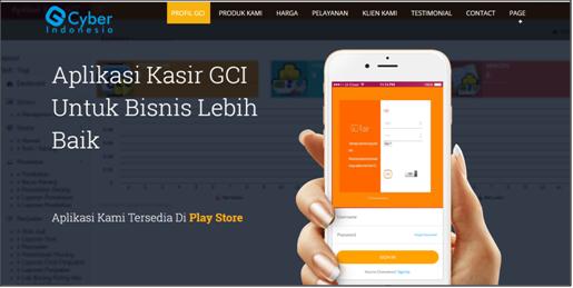 jual aplikasi kasir di Kota Jayapura